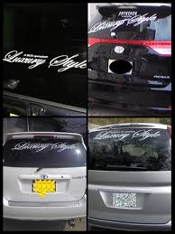 Sticker Shop MeesFactory: Luxury-style Cursive Sticker Car Sticker ... Decals For Cars And Trucks 11 Best Images About Windshield On Car Visor Decal Sticker Graphic Window How To Apply A Sun Strip Etc Youtube Supplies Creative Hot Charm Handmade 2017 New Laser Reflective Letters Auto Front Dodge Challenger Graphicsstripesdecals Streetgrafx Product Gmc Truck Motsports Windshield Topper Window Decal Sticker Dirty Stickers Amazoncom Dabbledown Like My Ex Buy 60 Supergirl V4 Powergirl Girl Dc Comics Logo Printed Yee 36 Granger Smith Store Quotes Quotesgram