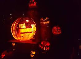 Roger Williams Pumpkin by Pumpkin Landing