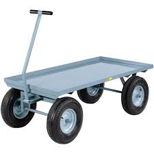 Little Giant Wagon Truck — 3,000-Lb. Capacity, Model# CH-3672-16P ... Platform Truck Single Bar End Vestil Alinum Trucks 30 In X 60 Stainless Steel Trucksspt3060 Little Giant Hand Collapsible For Rough Terrain Bodies Carco Industries Turntable Rubbermaid Commercial Products With 8 Roughneck More 170kg And 300kg Free Uk Delivery R Us Treadplate 24 48