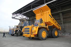 The 1st 90-ton BELAZ 75571 Mining Dump Truck Was Commissioned In ...