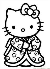 Coloring Pages Hellokitty Cartoons Hello Kitty FreeHello
