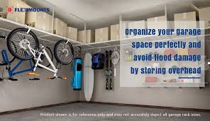 Hyloft Ceiling Storage Unit Instructions by Amazon Com Fleximounts 3x6 Overhead Garage Storage Adjustable