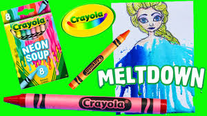 Crayola Wooden Table And Chair Set by Giant Crayola Crayons Mega Meltdown Tub Kids Art U0026 Craft Diy Toy
