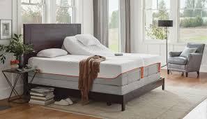 tempur ergo premier adjustable base mattress house