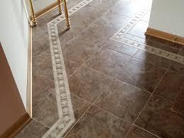 tile floor with border gallery tile flooring design ideas