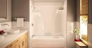 Acrylic Bathtub Liners Diy by Shower Bathtub Shower Combo Wonderful Bathtub And Shower Inserts