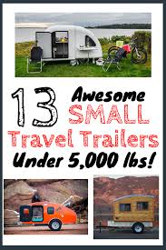100 Custom Travel Trailers For Sale 13 Best Small Campers Under 5000 Pounds