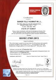 bureau veritas kuwait our iso certificates