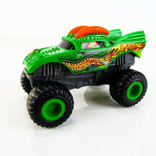 Dragon Monster Truck From The Monster Jam McDonald's Happy Meal Toys ...