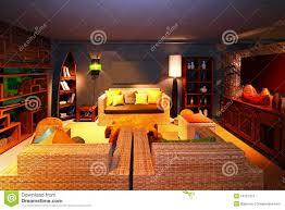 orientalisches wohnzimmer stockbild bild haus le
