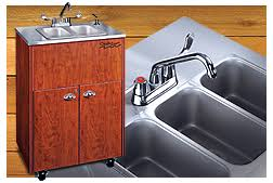 Ozark River Portable Hand Sink by Portable Sinks By Ozark River All Safety Products