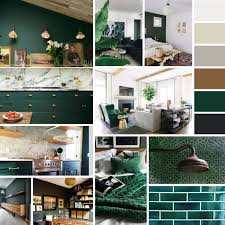Forest Green Mood Board All The Colors Of The Rainbow