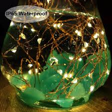 105ft LED Rattan Ball String Lights 20 LED Romantic Night Light Outdoor Indoor String Lights For Home Decor Party Bedroom Christmas Halloween