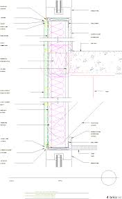Kawneer Curtain Wall Cad Details by Curtain Wall Spandrel Decorate The House With Beautiful Curtains