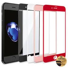 Fibra de carbono 3D pleto de vidrio templado para el iPhone 6