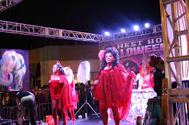 West Hollywood Halloween Carnaval 2014 by Weho Halloween Carnival 2014 Rain Or Shine The Hiss Fit By Paulo