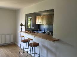 ouverture cuisine sur salon awesome ouverture mur cuisine pictures joshkrajcik us