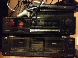 Nakamichi Tape Deck 2 by Left Channel Audio Quieter Than Right Channel Tapeheads Tape