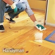 Orange Glo Hardwood Floor 4 In 1 by How To Install Pine Floors Family Handyman