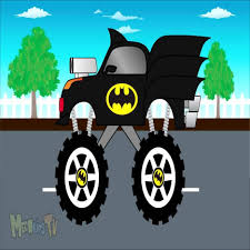 Batman Truck Monster Trucks For Children Mega Kids Tv Youtube With ... Race Meteor And Mighty Police Video Bigfoot Monster Truck Party Cartoon Tow Pictures Free Download Best Stock Illustrations 392 Blue Green Trucks With A Big Wheels Vector Illustration Compilation For Kids About Fire Personalized Iron On Transfers Grave Digger Art More Images Of Car Red 2 For Kids Youtube Learn 3d Shapes Stunts Cartoon Monster Truck Trucksbig Carl The Super And Hulk In City Cars Children Geckos Garage Toddler Fun Learning