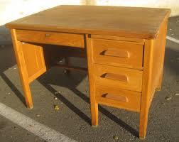 uhuru furniture collectibles sold smaller oak teacher s desk