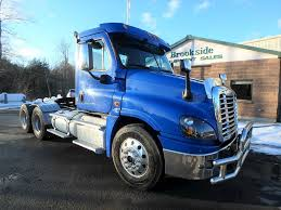 100 Day Cab Trucks For Sale 2014 Freightliner Cascadia 125 Tandem Axle Truck