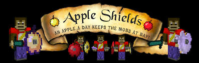 Minecraft Pumpkin Pie Mod by Overview Apple Shields Mod Mods Projects Minecraft Curseforge