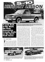 100 Mini Truck Scene Sport July 1993