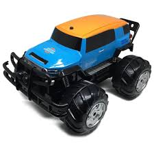 100 Bigfoot Monster Truck Toys 110 4WD All Terrain Amphibious 12kmH Speed