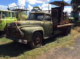 100 1953 Dodge Truck Parts Ford F600 Tractor Wrecking