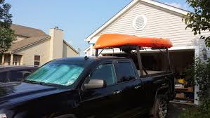 Canoe/Kayak Transport - 2014-2018 Silverado & Sierra Mods - GM ... How To Make A Truck Rack In 30 Minutes Or Less Youtube Roof Racks For Trucks Thule Rack Truck Cap Ebay Pickup Canoe With Tonneau Covers Ideas 7 Rapid Kayak Best And For Yakima Are Camper Shell Long Bed Windoors Canoekayak Transport 42018 Silverado Sierra Mods Gm Looking Opinions My Rack Tacoma World 46 Fancy Autostrach Howdy Ya Dewit Easy Homemade Ladder Lumber Detail Pvc