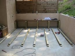 terrasse bois pas a pas le de gé et aurél