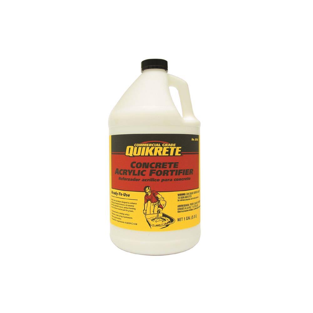 Quikrete Concrete Acrylic Fortifier - 1gal