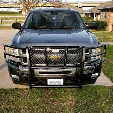 Got A Grille Guard Installed On My New Truck. : Trucks