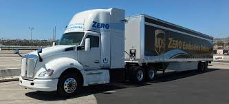 100 New Kenworth Trucks T680 With Toyota Hydrogen Fuel Cell Technology Displayed At