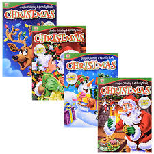 29 Bulk Disney Christmas Coloring Books 96 Pages At Dollartree Com