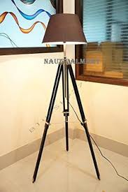 nauticalmart vintage tripod search light floor lamp home https