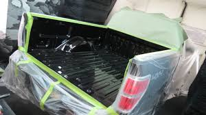 100 Truck Bed Door Rhino Lining SprayIn Liner DS Automotive