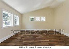 vide chambre banques de photographies plancher bois dans vide chambre à