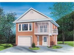 Houses With Garage Apartments Pictures by Garage Apartment Plans Carriage House Plan With Tandem Bay