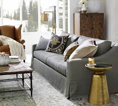 Pottery Barn Floor Lamp Assembly by Knox Bronze U0026 Brass Task Floor Lamp Pottery Barn