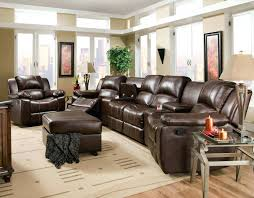 Broyhill Laramie Microfiber Sofa In Distressed Brown by Sectional Sofas Large U0026 Sofa Beds Design Cozy Modern Huge