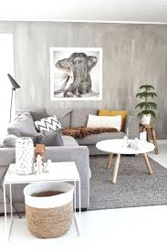 salon avec canapé gris quel tapis avec canapé gris idées décoration intérieure