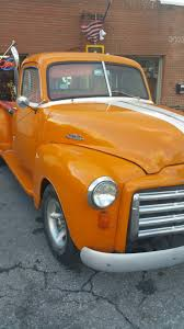 100 1949 Gmc Truck For Sale Pickup Truck Orange With Chrome Stacks Custom For Sale In