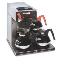 Bunn O Matic CWTF15 3 Commercial Coffee Maker Coffee Brewer 3
