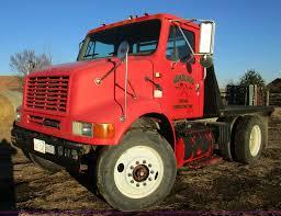 100 Flat Bed Truck For Sale 1996 International 8100 Flatbed Truck Item D2296 SOLD M