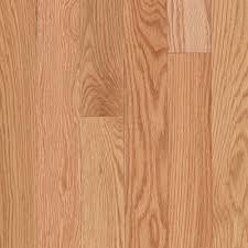 Gunstock Oak Hardwood Flooring Home Depot by Mohawk Raymore Oak Gunstock 3 4 In Thick X 3 1 4 In Wide X