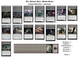 Common Mtg Deck Themes by Magic The Gathering The Tabletop Vector Page 10