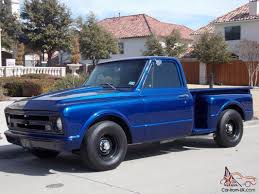 1967 Chevy C10 Step Side Short Bed Pick Up Truck Overhaulin Season 7 Episode 3 Scotts 1967 Chevy Pickup Southern Kentucky Classics Gmc Truck History 2016 Best Of Pre72 Trucks Perfection Photo Gallery Are You Fast And Furious Enough To Buy This 67 C10 K20 4x4 They Turned Into A 60s Muscle Car Classic Custom White Small Window Fleetside Shortbed Rare Chevrolet Red Hills Rods And Choppers Inc Fesler Project Hot Rod Network