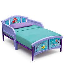 amazon com disney little mermaid toddler bed baby